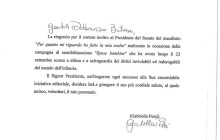 Presidente Grasso