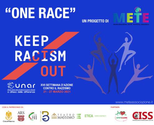 Manifesto One Race
